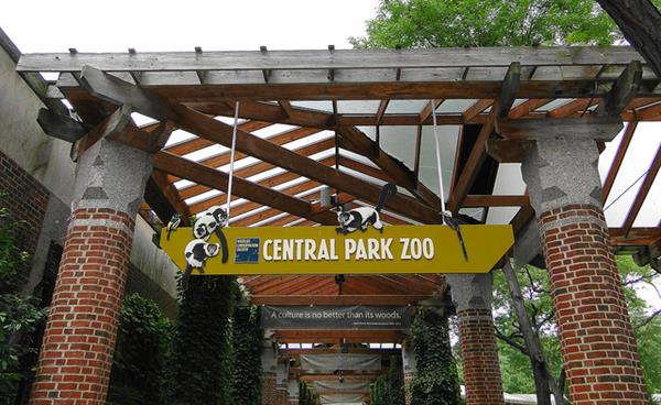 Tickets to visit Central Park Zoo