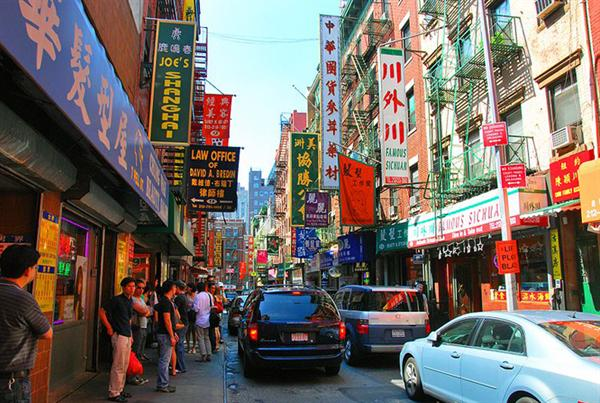 Ahoy NY Food Tour of Little Italy and Chinatown