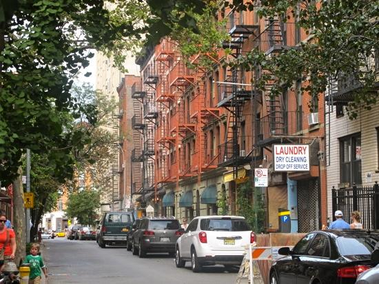 A wander through the West Village and lunch