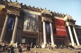 Entry to The Met