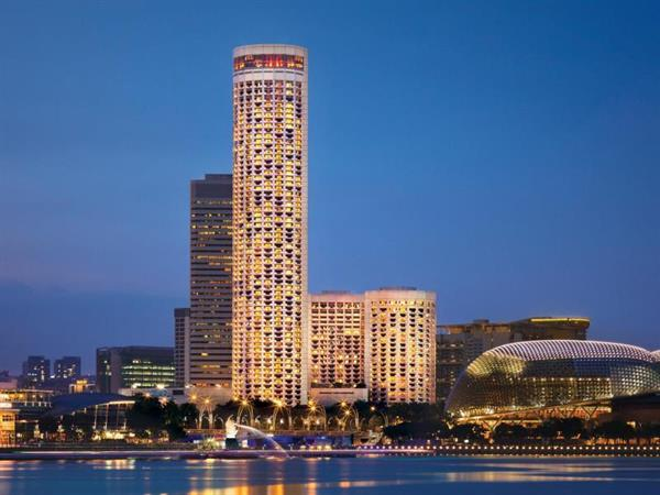 Accommodation at Swissotel the Stamford for 2 nights