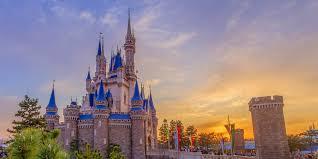 Tickets to Disneyland