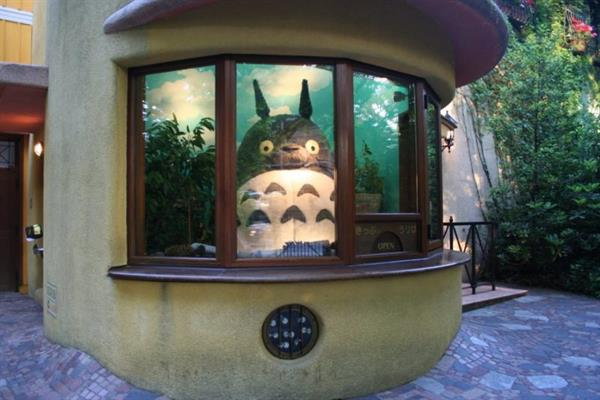 Tickets to the Studio Ghibli Museum