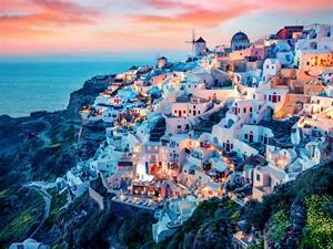Nicole & Mark's Honeymoon Registry - Honeymoon registry Italy & Greece