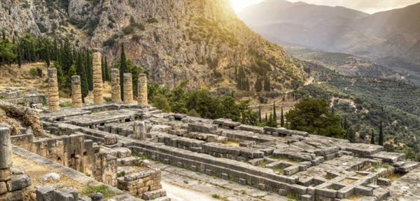 Day Trip to Delphi