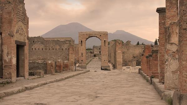 Day Trip to Pompeii & Amalfi Coast