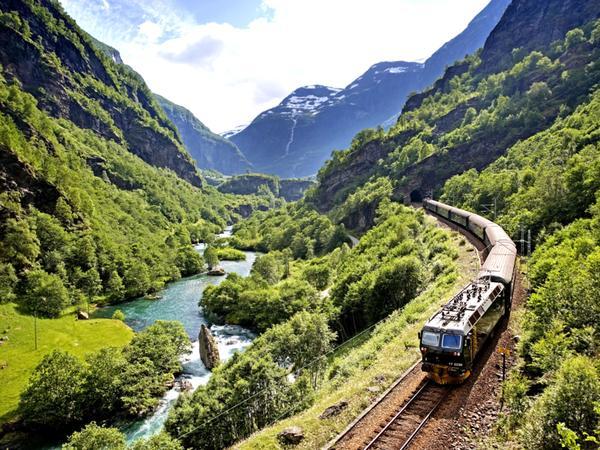 Train ticket in Europe