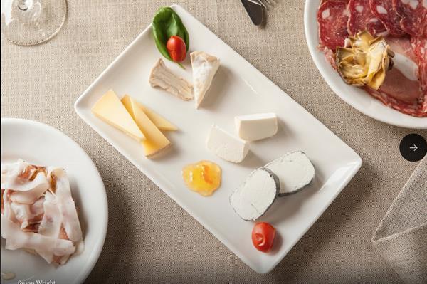 Dinner at La Tavernaccia in Rome