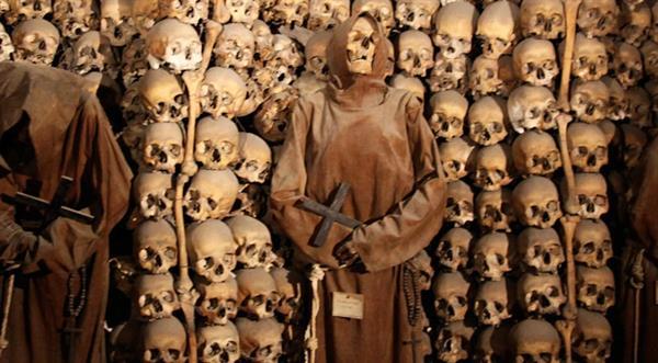 Rome Catacombs at Night Tour