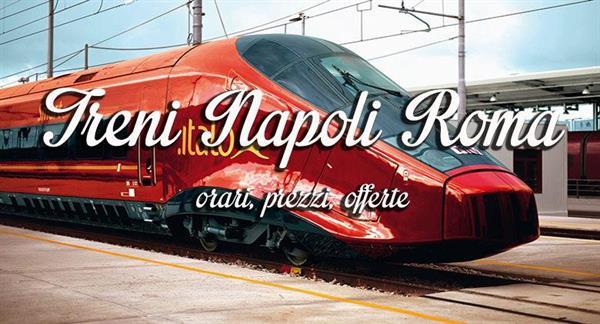 Rome - Naples Train ride