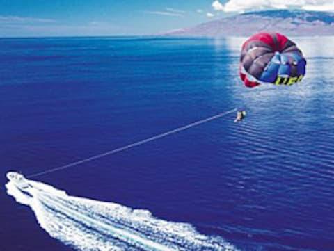 1200 foot parasail