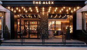 2 Nights at The Alex (Dublin)