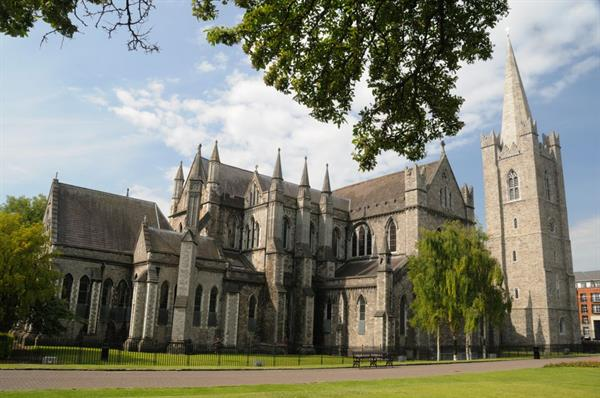 Tour St. Patrick's Cathedral