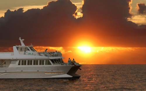 Sunset Dinner Cruise - Maui