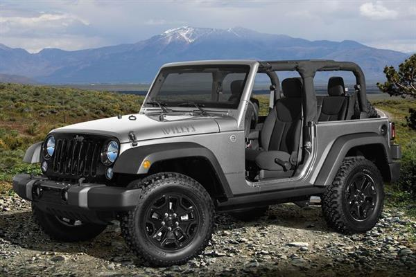 Jeep Wrangler to explore Mauis coastline