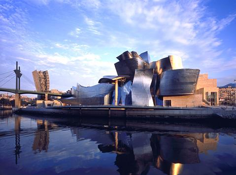 A visit to the Guggenheim, Bilbao