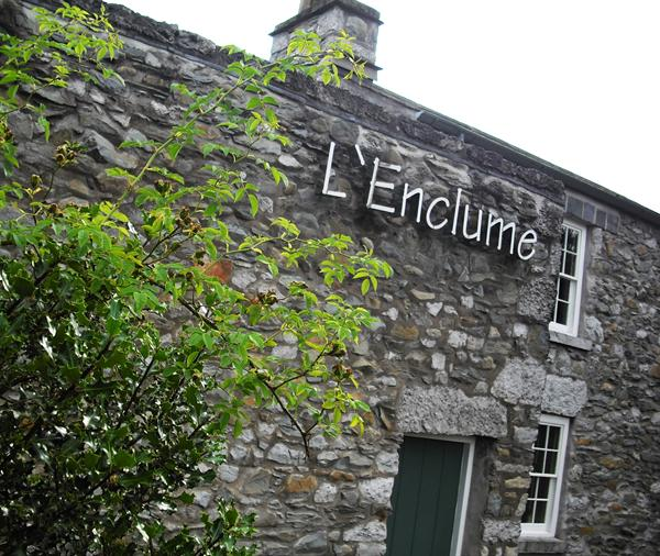 "Dinner at L""enclume, Lake District"
