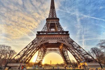 Train tickets to Paris