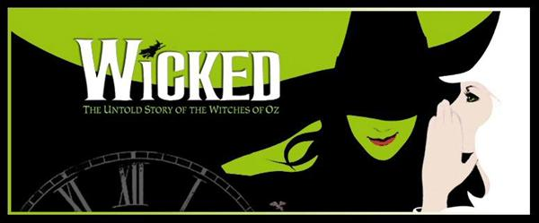 2 x Tickets to Wicked on Broadway