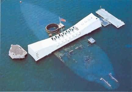 Entry for two to Pearl Harbour Tour