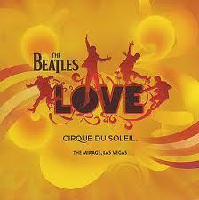 2 x Tickets to LOVE Cirque du Soleil