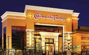 Dinner for two at The Cheesecake Factory, Honolulu