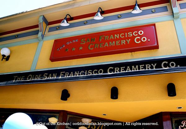 Dinner for two at San Francisco Creamery Co