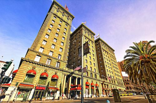 Accommodation at The Westin St.Francis Hotel