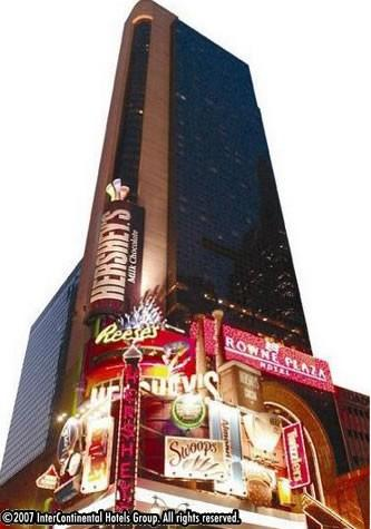 Accommodation at Crowne Plaza Times Square