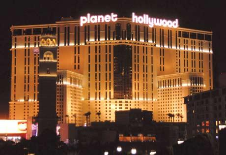Accommodation at Planet Hollywood Resort Casino