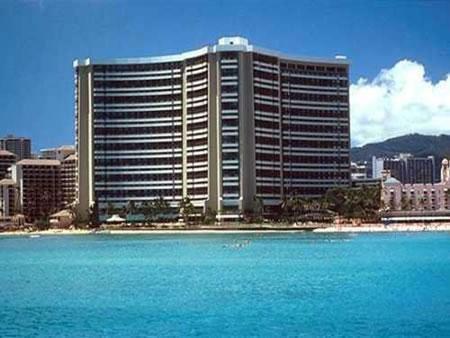 Accommodation at Sheraton Waikiki