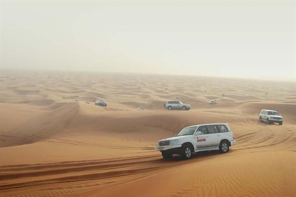 Desert Safari Tour