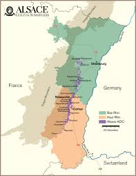 Daytrip to the Alsace wine region