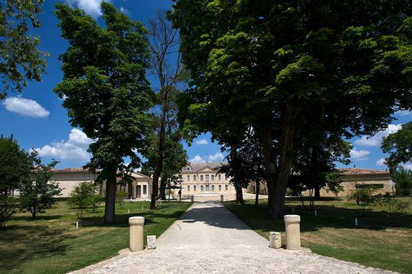 Bordeaux - Castle