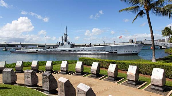 Pearl Harbour Excursion