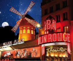 Tickets to the Moulin Rouge