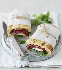 Baguettes and Fromage lunches