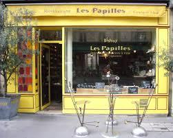 Dinner at Les Papilles