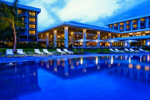 1 Night Resort Accommodation - Big Island