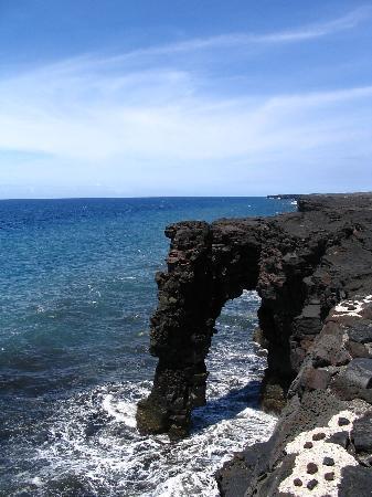 Daytrip to Hawaii's World Heritage Site