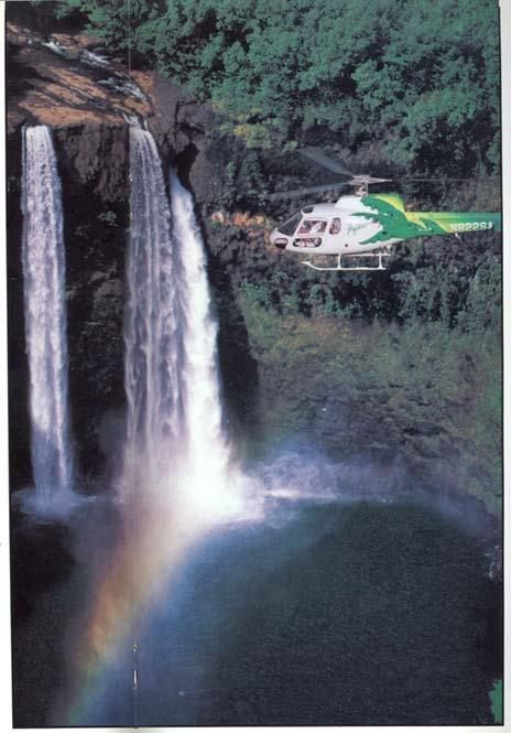 Helicopter/ Hot Air Balloon Tour of Hawaii