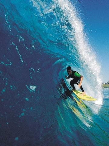 Surfing lessons - Hawaiian style