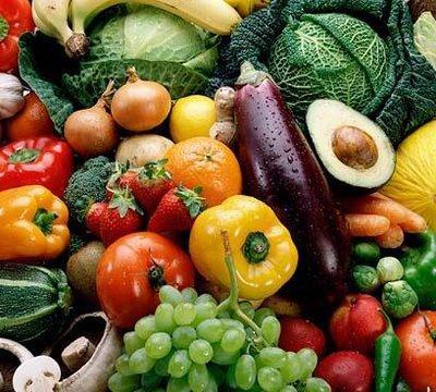 Hilo Farmers Market Grocery Basket