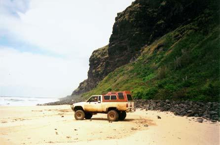 Offroad Adventure 4X4 Hire