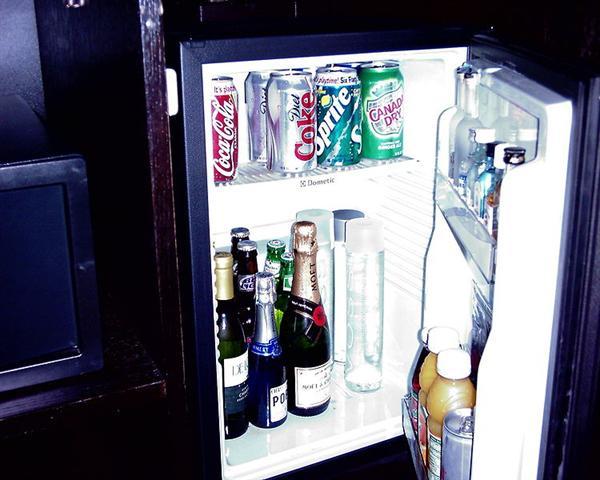 Treats from the Mini Bar