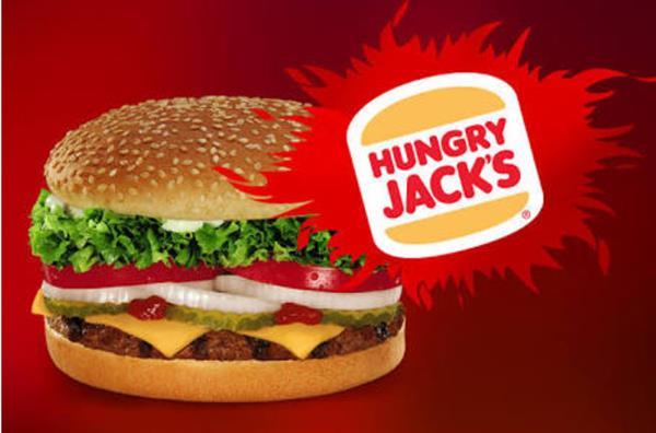 Rhiannon loves Hungry Jacks