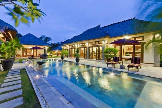 First night in Bali