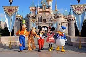 Walt Disney Theme Park Tickets x 2
