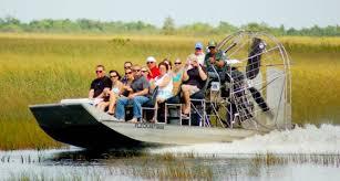 Everglades Airboat Adventure