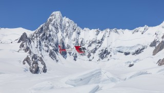 Fox Glacier and Mount Cook Flight